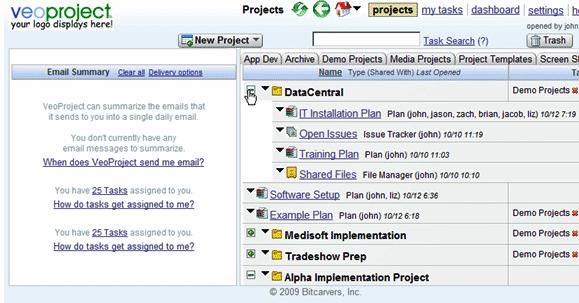 Ferramentas gratuitas para gerência de projetos online