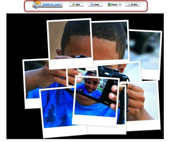Use suas fotos com mais criatividade