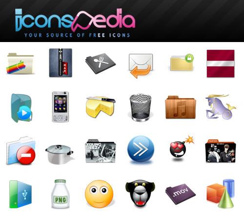 Download de ícones grátis