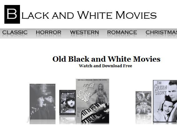 Filmes antigos online: assista ou faça download