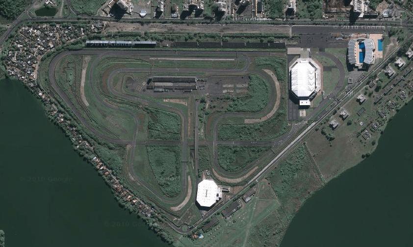 Circuitos da F1