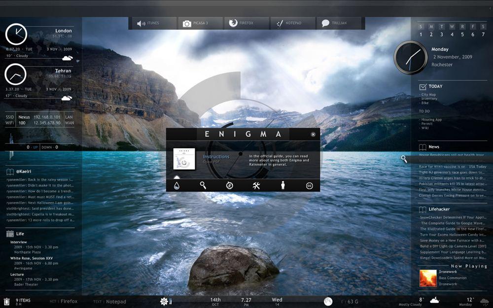 Customize o visual do seu Windows