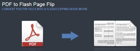 Transforme PDF em eBook com efeito de virar página