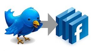 Como atualizar o status no Facebook pelo Twitter