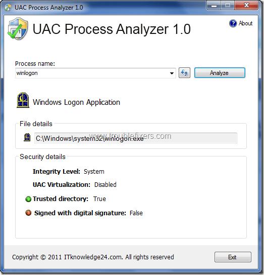 Como saber se um processo no Windows é seguro?