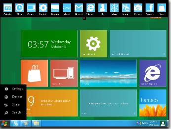 Deixe seu Windows XP com o visual do Windows 8