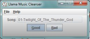 llama_music_cleaner