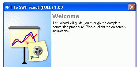 Converta apresentações em PowerPoint para Flash