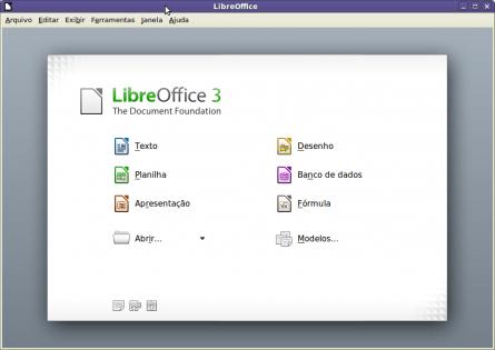 Download do LibreOffice Portátil (não precisa instalar)