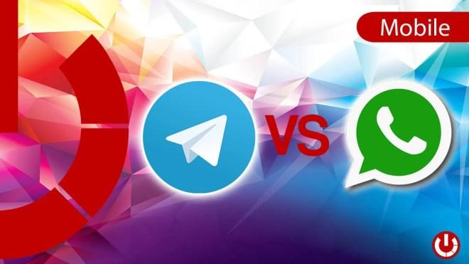 Telegram è meglio di WhatsApp: Ecco perché