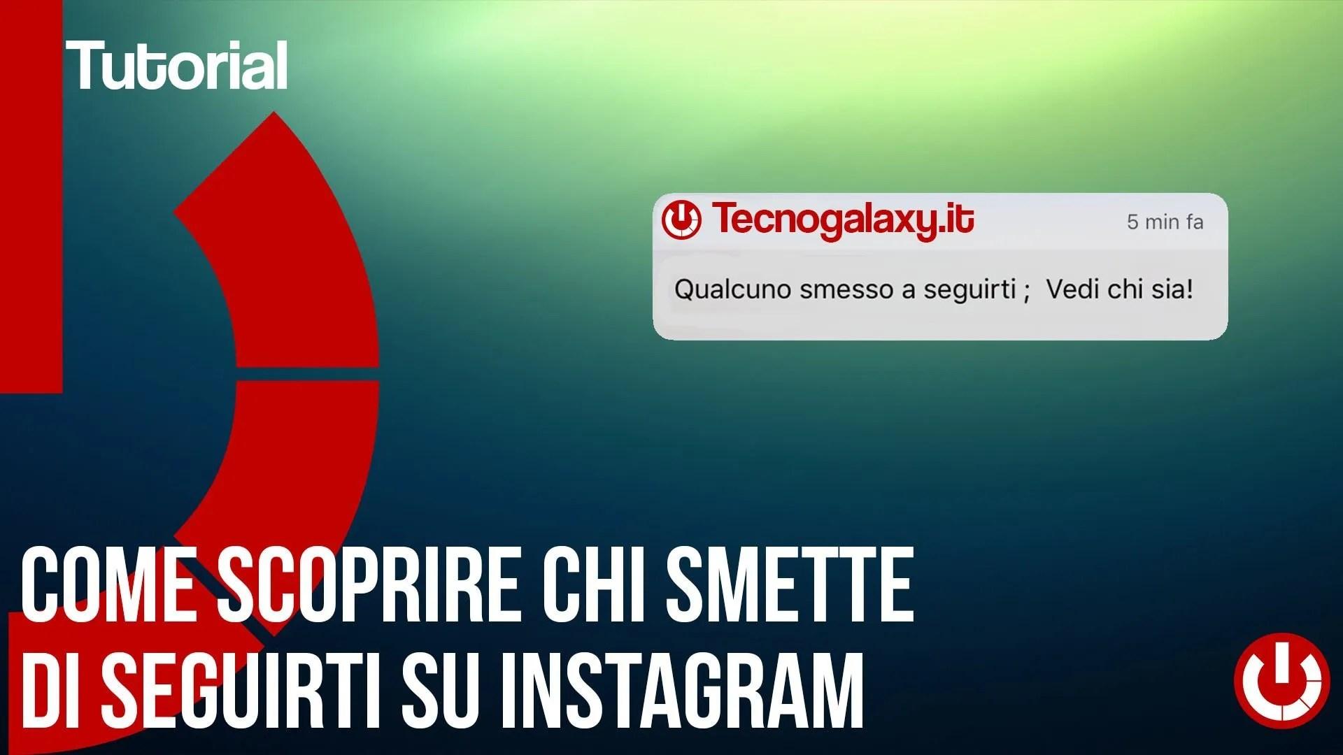 Instagram: le app per scoprire chi ha smesso di seguirti e ...