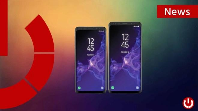 Samsung Galaxy S9 e S9+- attesa finalmente finita