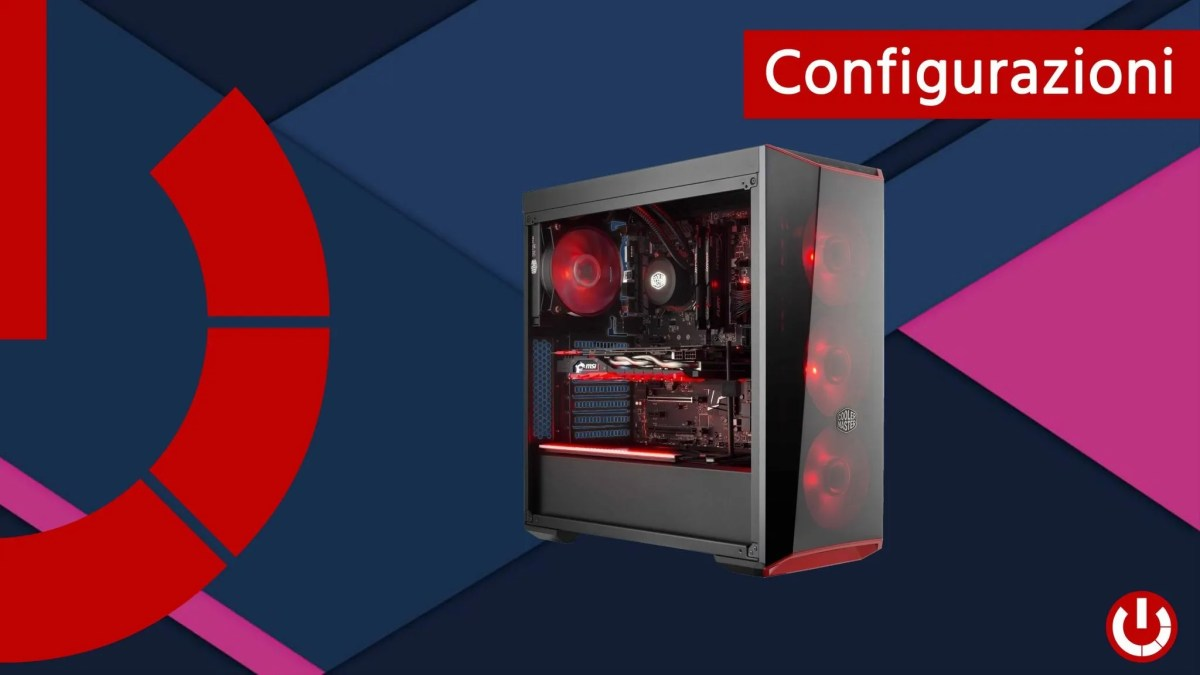 Pc Gaming da 750 euro - Tecnogalaxy