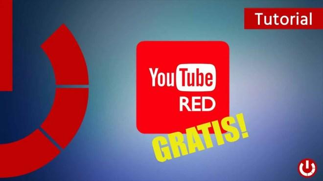 Come avere Youtube Red GRATIS su Android
