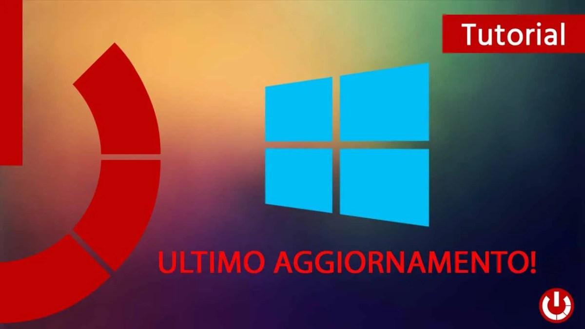 Come forzare l'aggiornamento di Windows 10