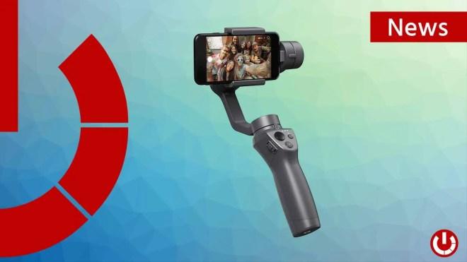 DJI presenta il nuovo osmo mobile 2
