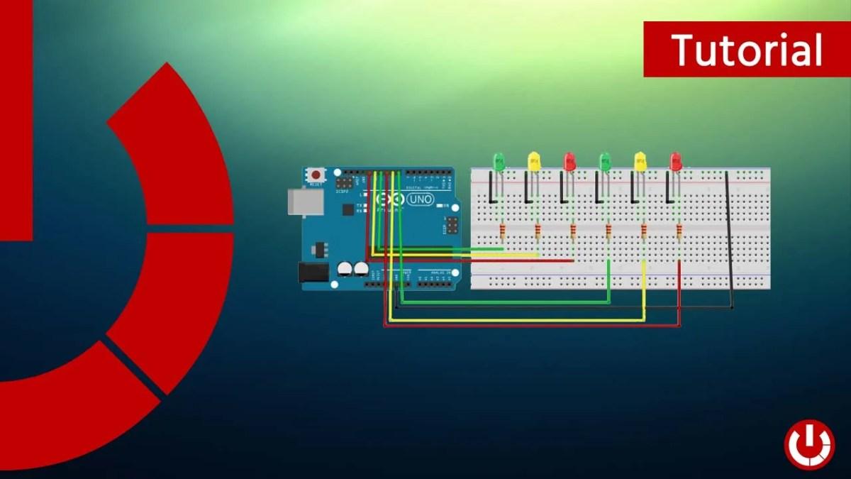 Come costruire un semaforo con Arduino