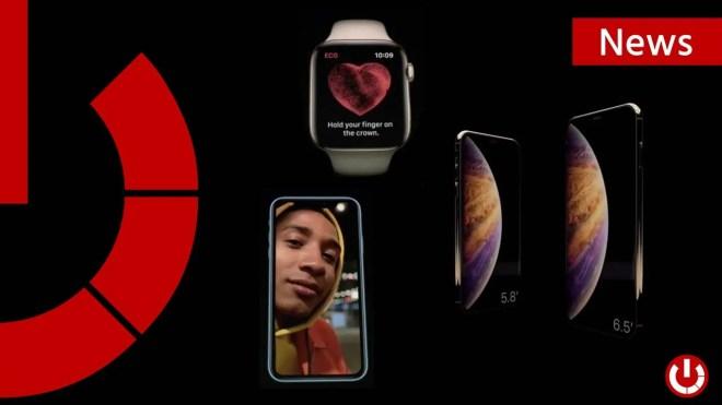 Ecco i nuovi iPhone Xs, Xs Max, Xr e Watch Series 4