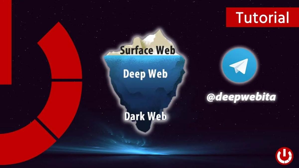 Miglior canale Telegram dedicato al DarkWeb - Tecnogalaxy