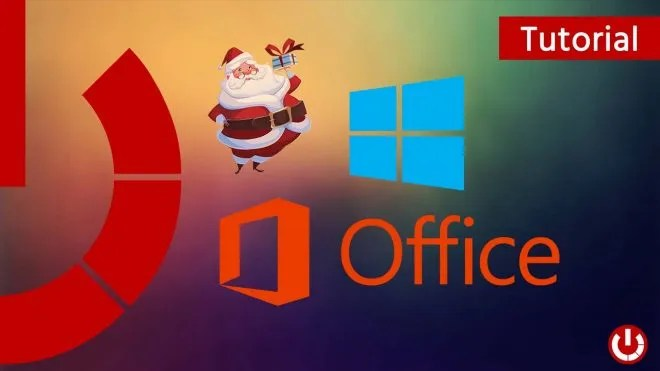 Offerte di Natale: Windows 10 Pro, Office 2016 Pro e Office 2019 a meno di 10€!