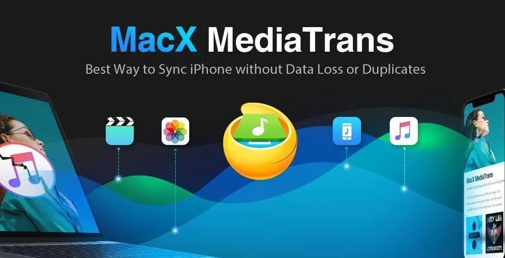MacX MediaTrans: migliore alternativa per risolvere gli errori di sincronizzazione iTunes gratis