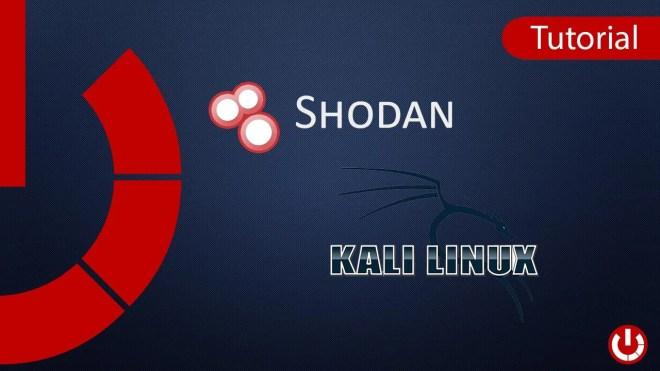 Come far interagire Kali Linux con Shodan