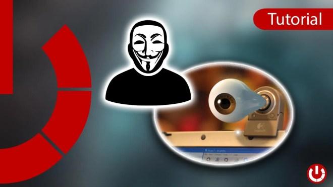 Come spiare la webcam con Saycheese