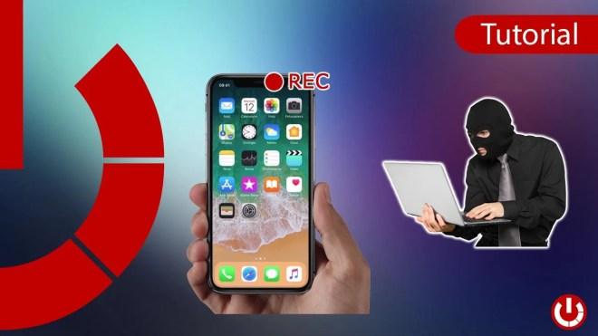 Come attivare la webcam di uno smartphone tramite link malevolo