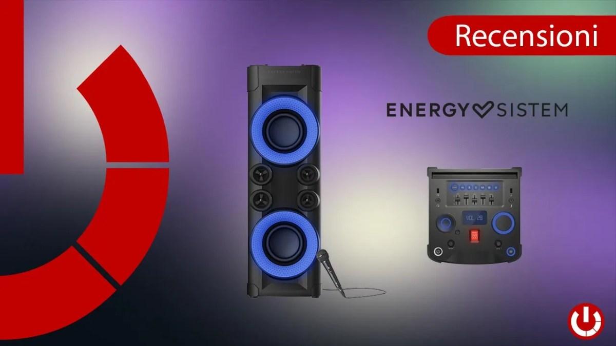 Recensione Energy Party 6