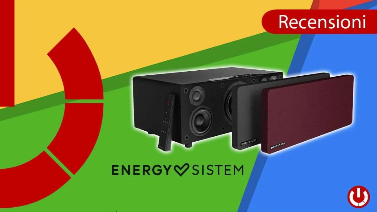 Recensione Altoparlante Energy Sistem