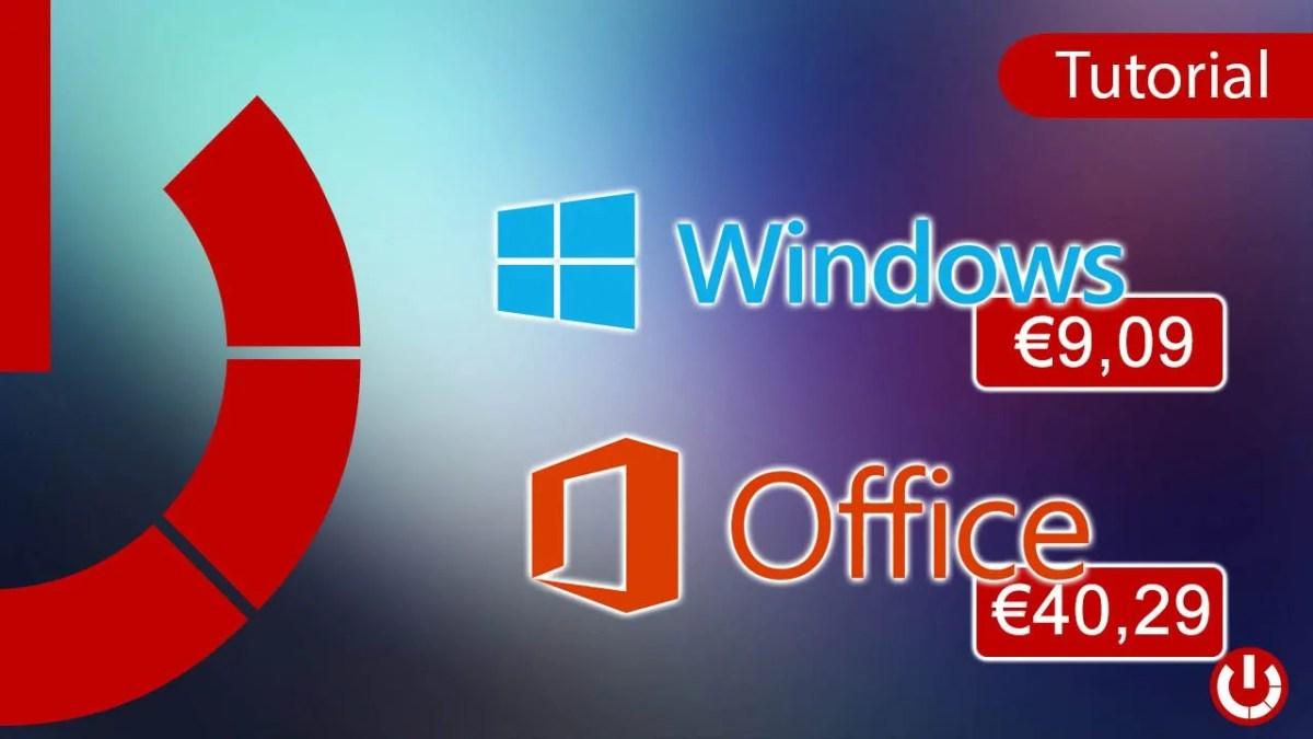 Aggiornare a Windows 10 a €9,09 e altri sconti Microsoft