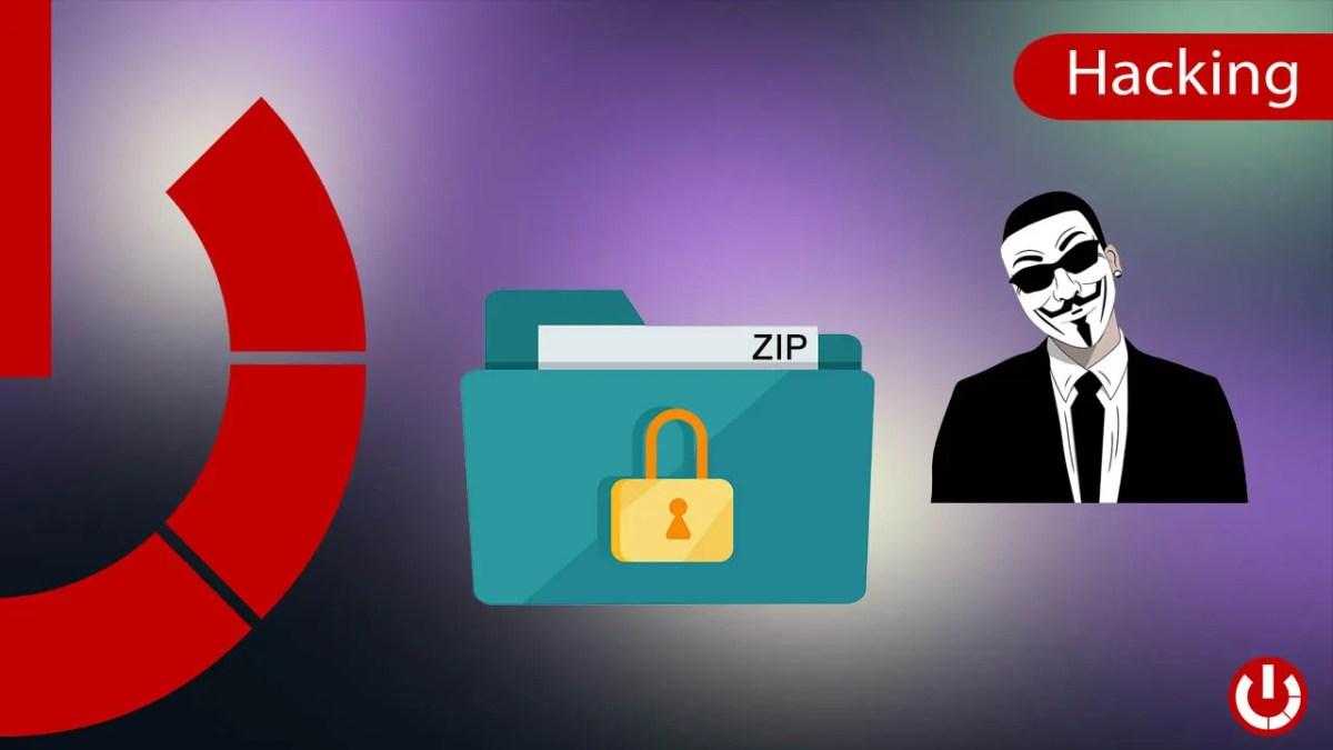 Tecnica per trovare la password di un file zip protetto gratis