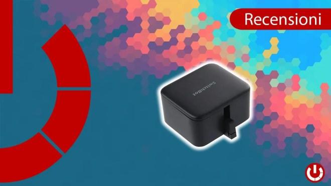 Recensione SwitchBot Interruttore intelligente