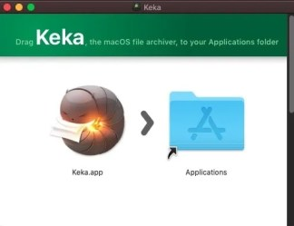 Installare Keka su Mac gratis