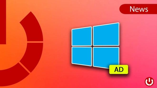 Microsoft aggiungerà le pubblicità a Windows 10?