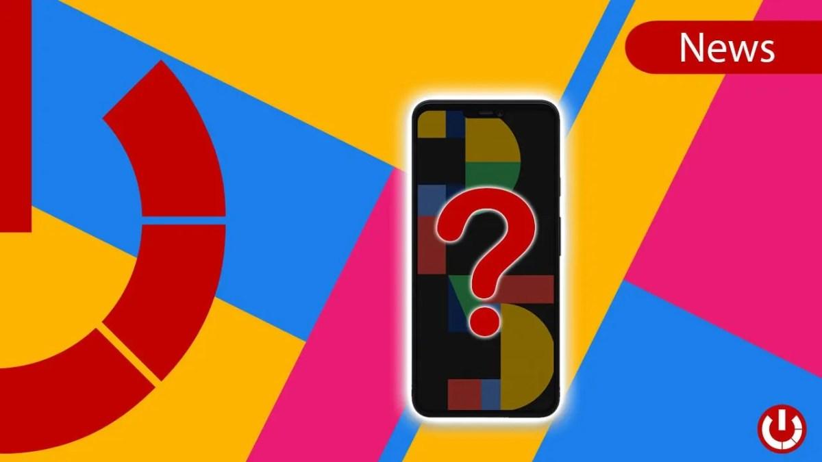 Rumors Google Pixel 5