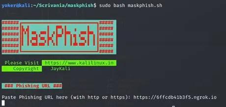 Come nascondere un collegamento di phishing