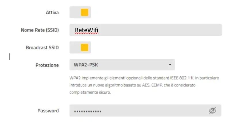 Come e perchè devi cambiare la password WIFI predefinita