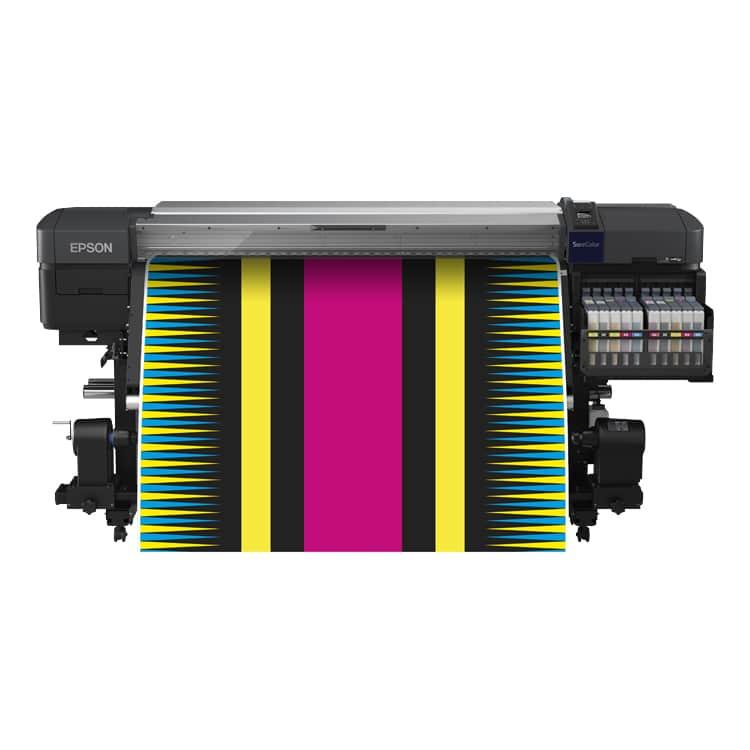 Impresora Sublimación F9400H fluorescente