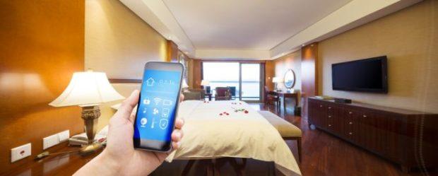 smart tv hoteles