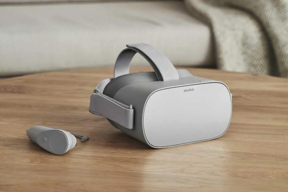 oculus go las mejores gafas de realidad virtual