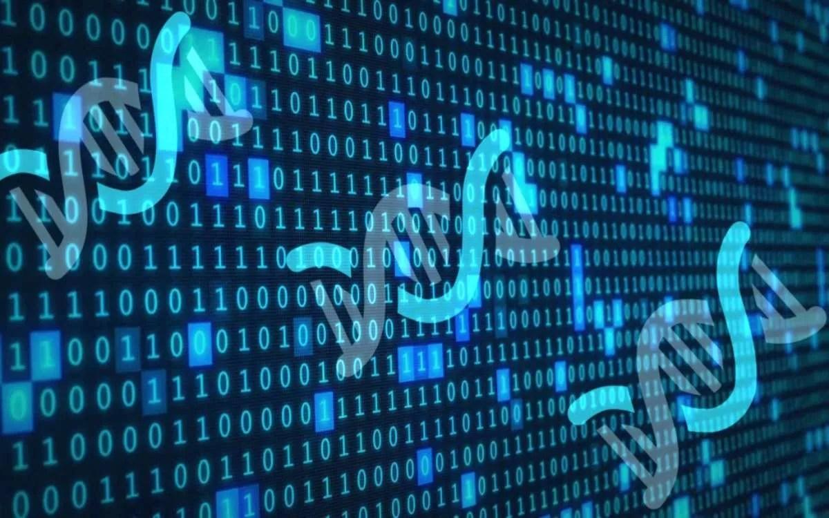 Almacenamiento de datos en ADN