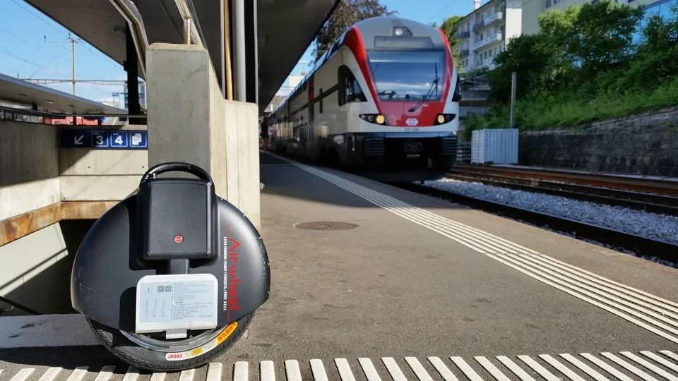monociclos eléctricos para una movilidad urbana más sostenible