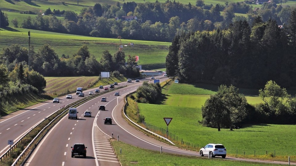 Se puede hacer ruta con un coche eléctrico