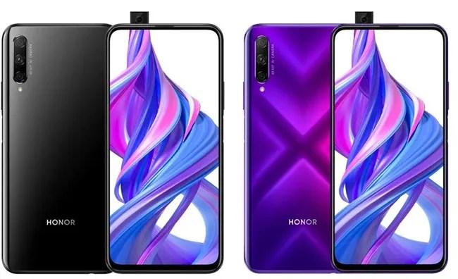 Diseño de los móviles gama media Honor