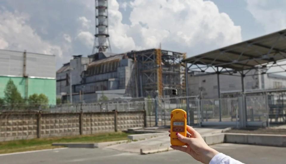 cuánto de peligroso es viajar a Chernóbil