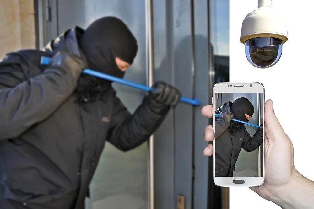 Cámaras de seguridad 360º wifi