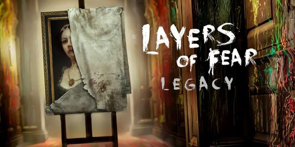 Layers of Fear: Legacy de Nintento Switch