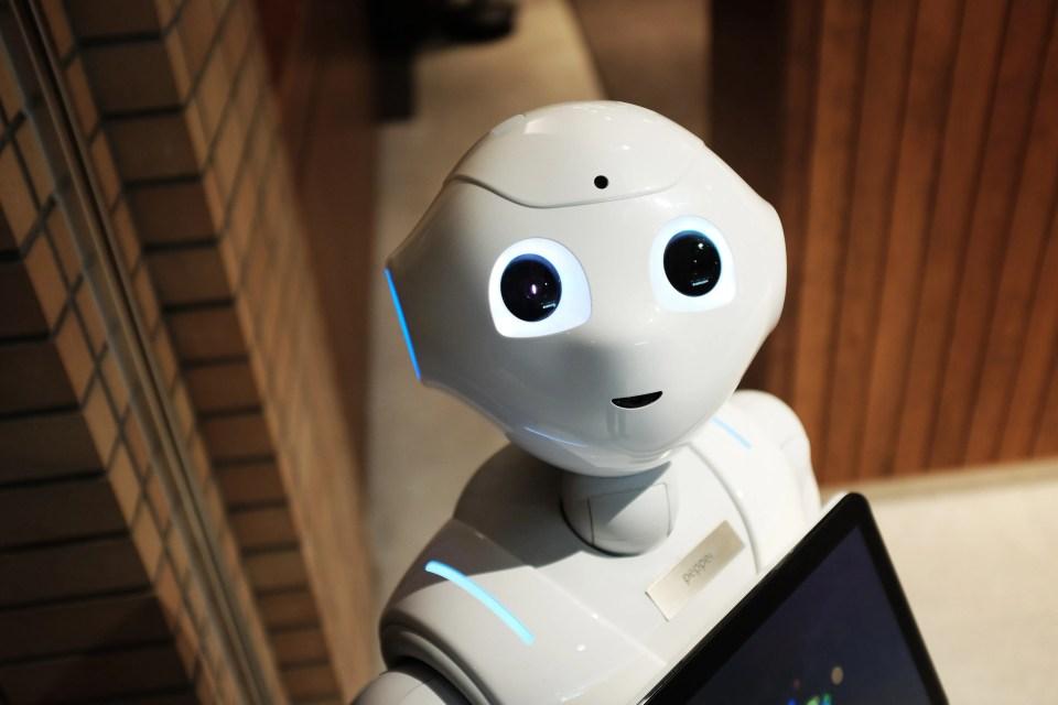 Robots que funcionan con inteligencia artificial