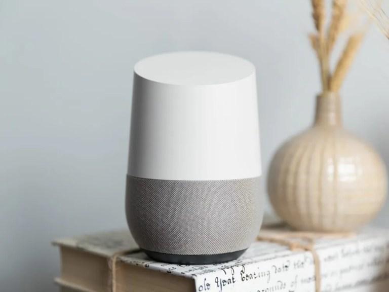 Guía de Google Home